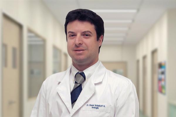 Dr. Oscar Schatloff, urolog, onkolog