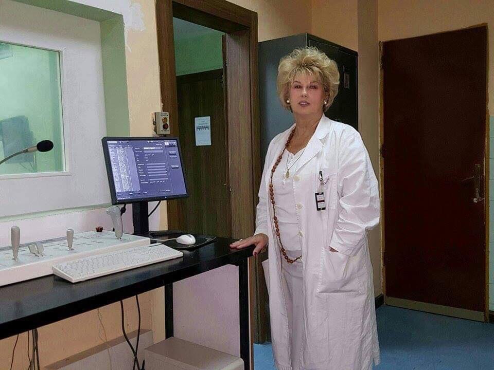 Primarijus Dr Zorica Plazinić, specijalista radiologije.