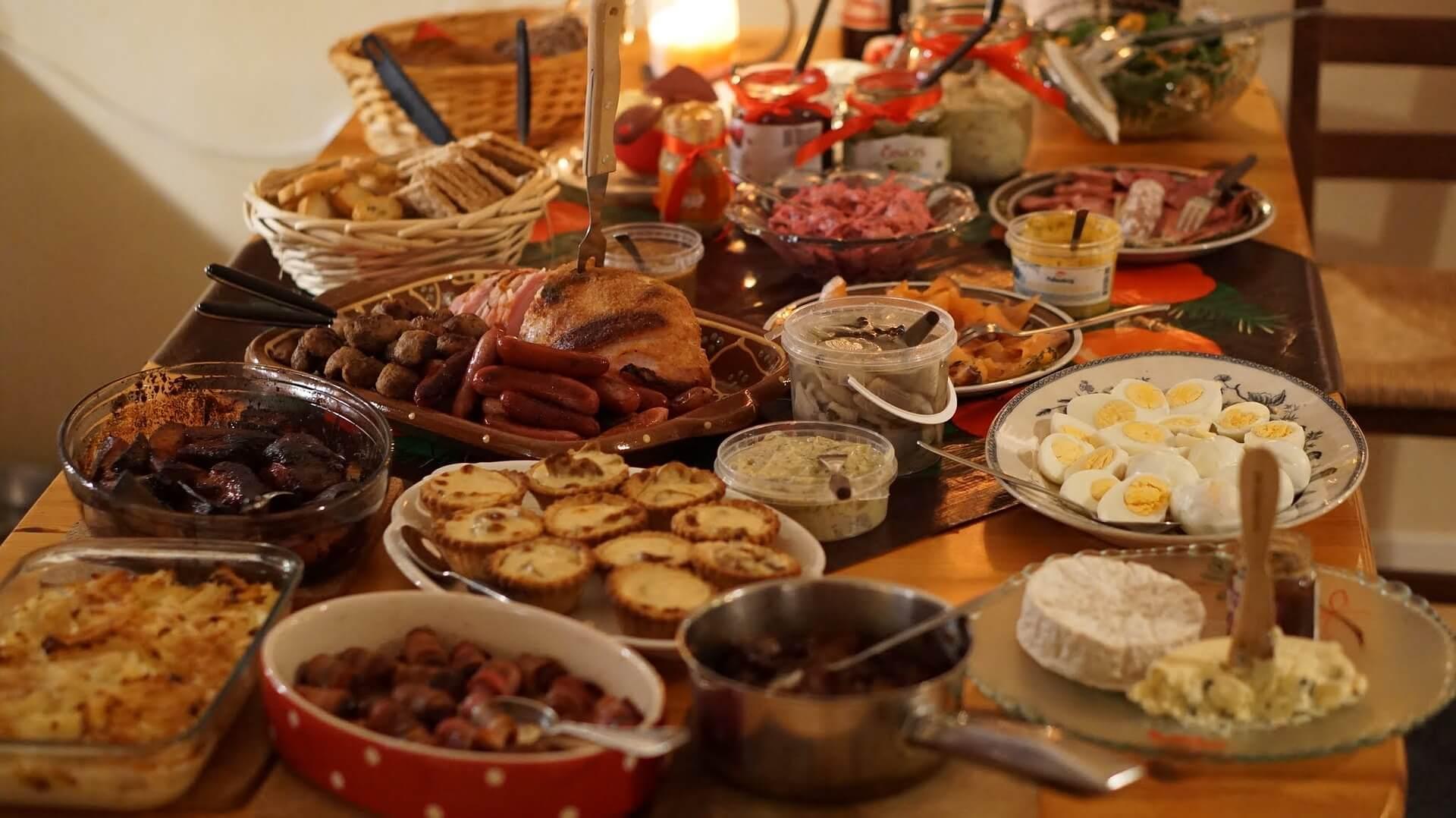 Zdrava ishrana tokom praznika